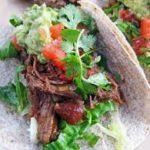 Montana Shredded Elk Tacos